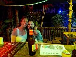 Nice bar happy bar