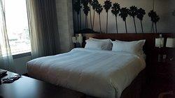 Nice hotel in LA Live