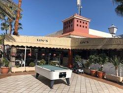 Welcome Lin's restaurant