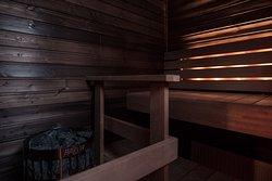 Cabin with Sauna