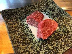 Yummy, had a great lunch at Kira Hakata
