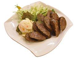 北海道ビーフ100%の超珍しいソーセージ Hokkaido Beef 100% Sausage 北海道牛100%香肠 홋카이도 소고기 100% 소시지