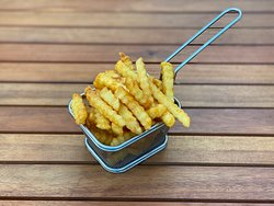 Signature Crinkle Fries