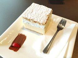 Original Bled cream cake