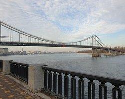 Great walk along the riverfront