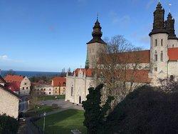 Domkirken i Visby også kalt St. Mary´s Cathedral