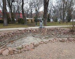 Black Sea Fountain along Tarasa Shevchenko Boulevard