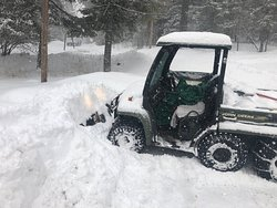 Plowing Snow February 5-6-2020