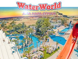 WaterWorld Themed Waterpark - Ayia Napa, Cyprus