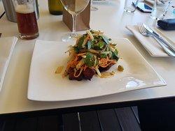 Lunch at Paulett Wines
