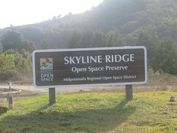 Skyline Ridge Open Space Preserve, California