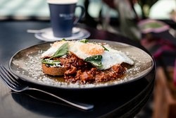 Breakfast at The Duxton Saturday and Sunday from 9:00am