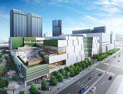 外観 / 湾岸エリア最大級200店舗超を誇る大型ショッピングモール併設