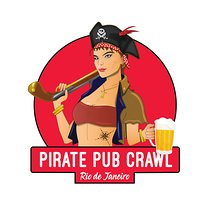 ‪Pirate Pub Crawl Rio‬
