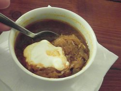 Traditional Cabbage Soup - very nice!