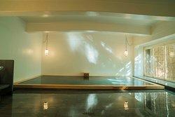 月の湯・内風呂 /  Indoor bath (Tsuki no Yu)