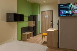 Single Room I Bento Inn Messe Munich