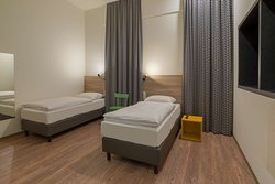 Double Room I Bento Inn Messe Munich