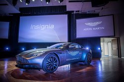 Ballroom Insignia Car Show