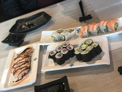 Best sushi in the UK