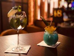 Découvrez notre large carte de cocktails !