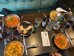 Gran comida!!!!!