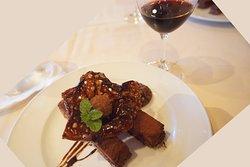 Chocolate Dessert at Alan Wongs