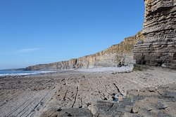 The Beach at Nash Point
