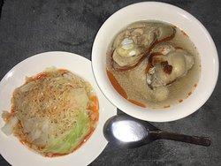 麻辣雞湯+麻辣王子麵