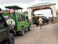 Il Kenya con I suoi colori