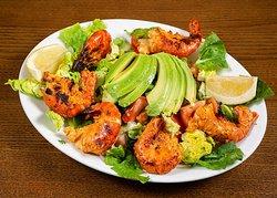 Prawn Salad at Bosa