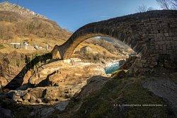 il fantastico ponte romano