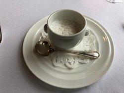 白菜のポタージュスープ