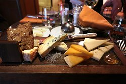 Quill at The Jefferson Hotel 1200 16th St NW, Washington, DC - A Lobby Bar/Restaurant/Lounge - Cheese Platter