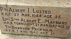 17.  Burwash War Memorial, Burwash, East Sussex;  Second World War fatalities