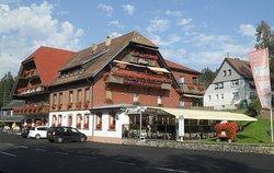 Hotel-Restaurant Faller Außenaufnahme