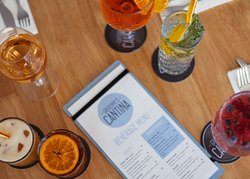 Try one of  our share cocktails!
