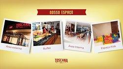 Restaurante Toscana Grill