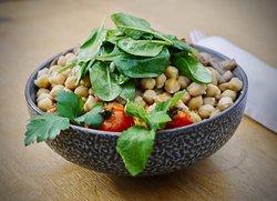 Heiliggeist Restaurant & Bar  Gemüse Bowl Vegan