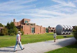 LaM Lille Metropole Musee d'art moderne, d'art contemporain et d'art brut.
