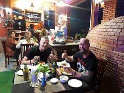 Highway Curry Indian & Thai Restaurant Kata, Phuket customers