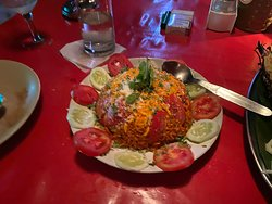 100% the best location,food and service in Goa.