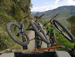 Mountain Bike Salento Colombia