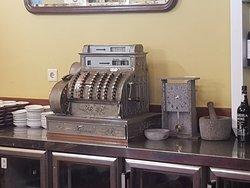 """The"" cash register"