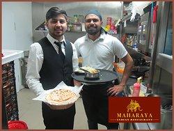 Restaurante Maharaya