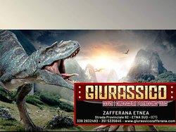 Dove i dinosauri prendono vita!