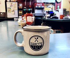 Breakfast at Darcy's every Friday at 6AM. What a great way to start the day!