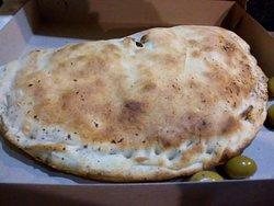Calzoni!! , nada mas italiano y delicioso!