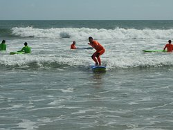 Surf At Surf School