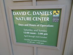 David C. Daniels Nature Center,  Skyline Ridge Open Space, La Honda